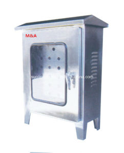 Jff Stainless Steel Outdoor Distribution Box /Outdoor Cable Distribution Box pictures & photos