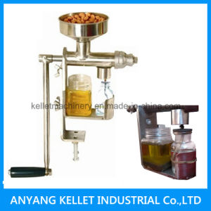 Peanut Sesame Seed Sunflower Seed Oil Machine for Home Use