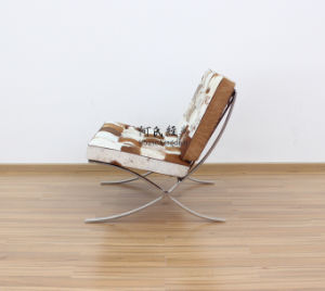 Barcelona Chair In Cowhide (8030 1)