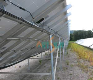 Solar Power Panel Mount Structure pictures & photos