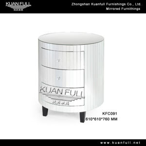 Mosaic Mirror Table for Living Room with ISO9001: 2008 Approved (KFC197)