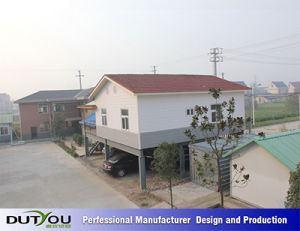 Light Gauge Steel Structure Villa/Container