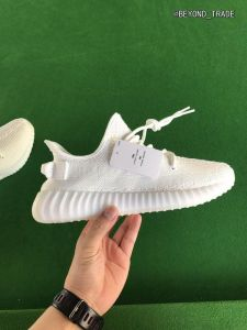 f8d42ab236061 China Popular Cream White Yeezy 350 V2 Running and Sports Shoes ...