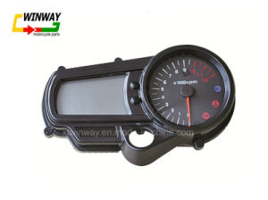 Motorcycle Black Speedmeter, Motor Parts pictures & photos