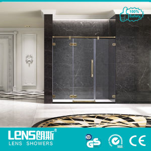 Designed 10/12mm Tempered Glass Shower Screen Lampard P31