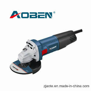 100/115mm 900W Power Tool Electric Angle Grinder (AT3108B) pictures & photos