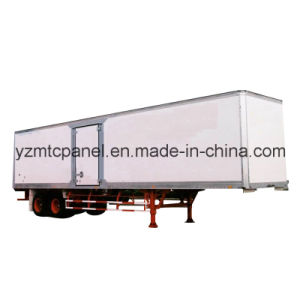 UV Resistant FRP CBU Dry Truck Body pictures & photos