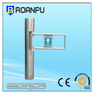 Manual Operation Swing Barrier Gate with CE$ISO (RAP-ST236)