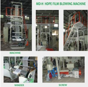 HDPE Film Blown Machine