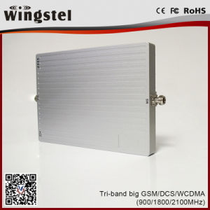 Quality 2g 3G 4G GSM/Dcs/WCDMA Signal Repeater for Mobile Phone pictures & photos