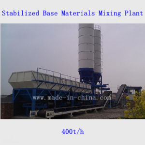Wdj400 High Efficiency Stabilized Base Materials Mixing Plant