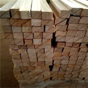 Triangle Trapezoid Mouldings China Paulownia Supplier
