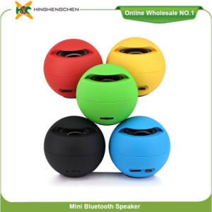 2017 Portable Bluetooth Speaker 165 Super Bass Bluetooth MP3 Innovative Speaker Waterproof Bluetooth Speaker pictures & photos