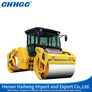 Hot Sale Ltc6 6 Tons Small Double Drum Self-Propelled Vibratory Road Roller