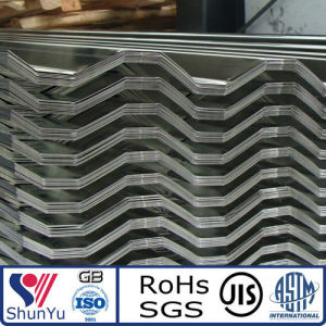 1060 Corrugated Roofing Aluminium Sheet Plate