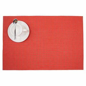 Solid Color 4X4 PVC PP Placemat for Tabletop & Flooring