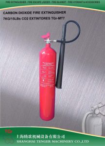 7kg CO2 Fire Extinguisher -Ck45 Steel pictures & photos