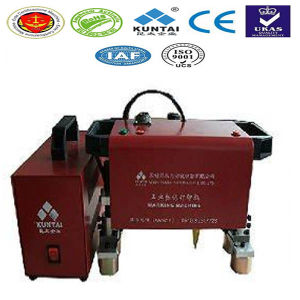 Portable Pneumatic DOT Pin Marking Machine for Chassis pictures & photos
