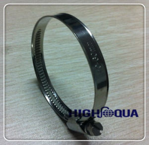 Germany Type Hose Clamp pictures & photos