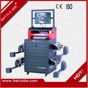 Battle-Axe Tyre Equipment High Precise Wheel Alignment Machine with Competitive Price for Malaysia Garage Equipment Dealer