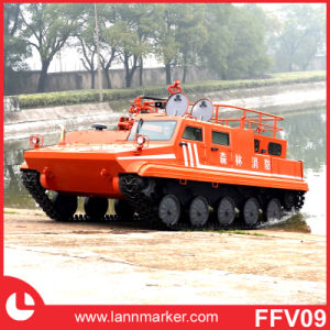 Tracked Forest Fire Fighter Truck pictures & photos