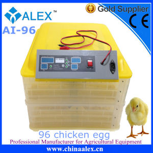 Easy Operate Efficient Mini Chicken Egg Incubator for Sale