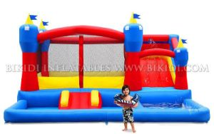Ball Pit & Water Park Home Use Bouncer H1005 pictures & photos