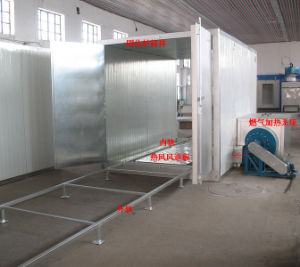 Economy Assembled Heating Curing Oven of Gas/Electric/Fuel Heating pictures & photos