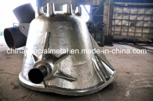 Metallurgical Casting Steel Ladle with Nde Test