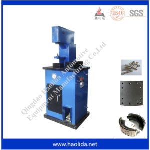 Pneumatic Brake Shoe Riveting Machine pictures & photos