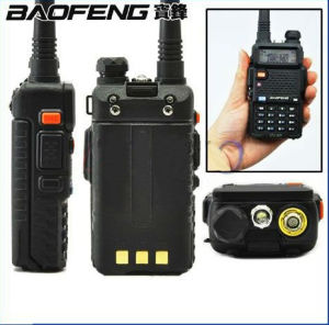 Newest VHF/UHF FM Transceiver UV-5r for Guard Security Equipment pictures & photos