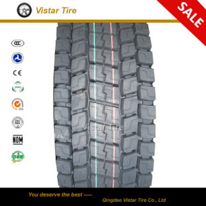 Commercial Truck Tire with Labeling Stickers pictures & photos