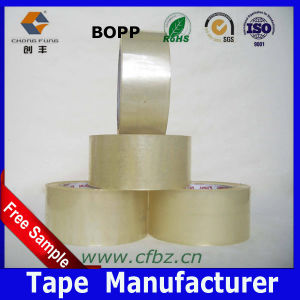 Various Specifications Clear BOPP Acrylic Tape