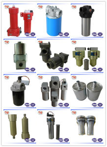 China Hydraulic Oil Filter Housing pictures & photos