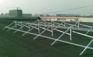 Aluminum/Aluminium Solar Supporting Rack
