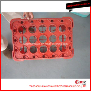 High Quality Plastic Injection 24 Beer Bottle Crate Mold