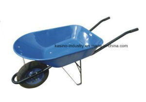 High Quality Salable Industrial Wheelbarrow/Wheel Barrow for South America Market (WB7200) pictures & photos