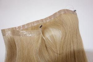No Tangle Flip in Skin Weft Extensions pictures & photos