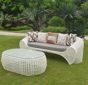 Hot Rattan Outdoor Table & Chair Sets S355 pictures & photos