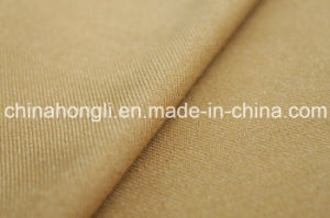 Two-Tone Effect, T/R, Polyester Rayon Spandex Fabric, 330GSM pictures & photos