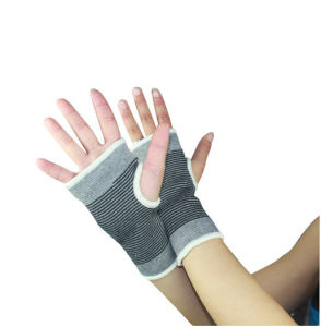 New Design Protection Bicycle Cotton Sports Gloves pictures & photos
