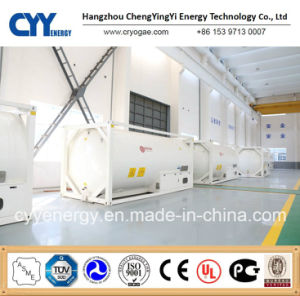 Cyy High Quality High Pressure LNG Lox Lin Lar Lco2 Tank Container pictures & photos