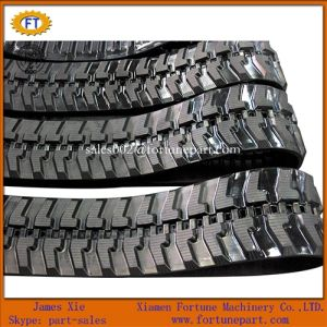 Small Rubber Track Pad for Yanmar Bobcat Excavator Vio35 pictures & photos