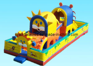Factory Directly Fun City Inflatable Toy