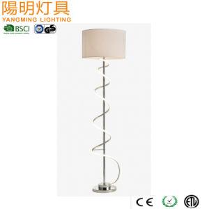 Spiral Strip Led Floor Standing Lamp