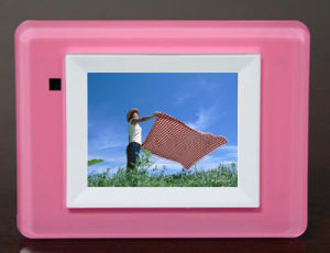 "3.8"" Digital Photo Frame (DPF0380-2)"