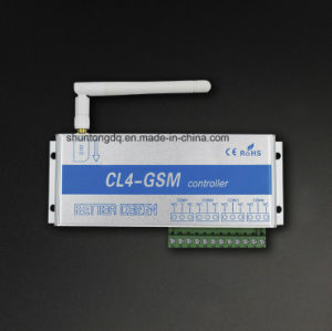 China 4 Channels GSM Relay Switch Call SMS Remote Control Light