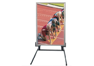 Display Stand Banner Outdoor (DW-10H2) pictures & photos