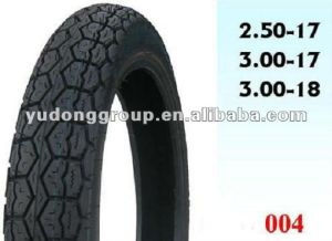 Europe Hot Sale Motocycle Tires 300-18 pictures & photos