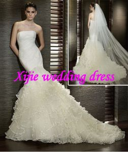 2013 New Arrival Noble Mermaid Wedding Dress/Wedding Gown (WD Cantor)